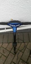 Sterling Pearl mobility scooter  tiller instruments key ignition wig wag etc