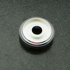 Genuine Yamaha Trumpet (1) Xeno 8310Z Top Valve Cap, Silver Plated NEW! S14