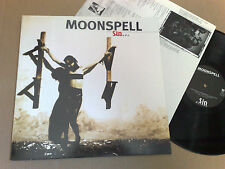 MOONSPELL SIN/PECADO 1998 CENTURY MEDIA GERMANY LP WITH INNER 7277017719017