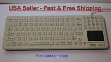 iKey SK-97-TP-USB Water Spill Resistant USB Medical Industrial Desktop Keyboard