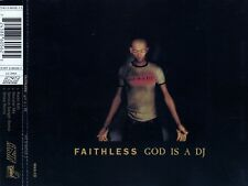 FAITHLESS : GOD IS A DJ / CD