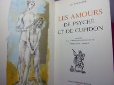 CURIOSA / LES AMOURS DE PSYCHE ET DE CUPIDON  La Fontaine