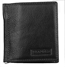 Clip de Dinero y titular de la tarjeta de crédito Negro