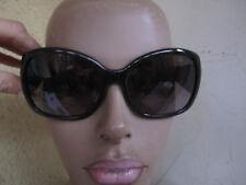FENDI Damen Sonnenbrille schwarz eckige Form NEU F