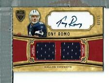 Tony Romo auto Jersey 2/15 2010 Topps Supreme Cowboys