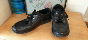 Clarks Funny Dream, Clarks Black Leather Shoes, Clarks Shoes Size 7.5 Width D