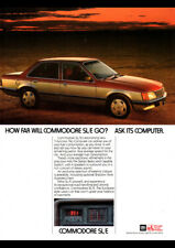 "1982 HOLDEN VH COMMODORE SLE AD A2 CANVAS PRINT POSTER 23.4""x16.5"""