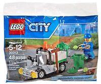 LEGO 30313 City Müllwagen Mini Set (Polybag)  ++neu und ovp+