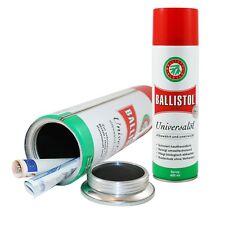 HMF 1722003 Dosentresor Dosensafe Ballistol Universalöl 23 7 X 6 3 Cm 2. Wahl