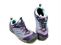 KEEN Women's Sz 6 CNX Trail Hiking Climbing Shoes Waterproof Purple Contour Arch