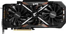 USED GIGABYTE AORUS GeForce GTX 1080 8GB GDDR5X