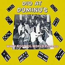 RONNIE JAMES DIO - IN THE BEGINNING - LIVE AT DOMINOS [CD]