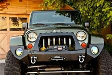 Rock Slide Engineering R-SE Rigid Full Front Bumper with Bullbar FB-F-100-JK