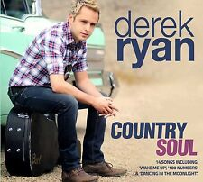 DEREK RYAN - COUNTRY SOUL: CD ALBUM (2013)
