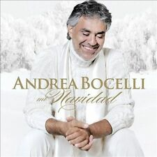 Mi Navidad by Andrea Bocelli (CD, Oct-2013, Universal) NEW
