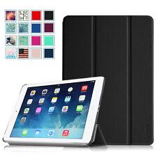 Slim Flip Leather Case Wake/Sleep Cover for Apple iPad Air 1st Gen