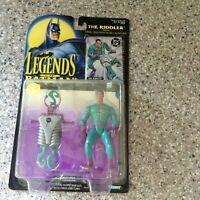 "The Riddler 5"" - Legends of Batman Kenner action figure 1995 New"