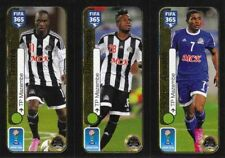 Panini Sticker Fifa 365 2017 Nr. 671a Adama Traore 671b Thomas Ulimwengu 671c Ro