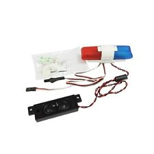 G.T. Power RC Police Car Led Light + Voice System for 1:10 1:8 RC Car GT Power