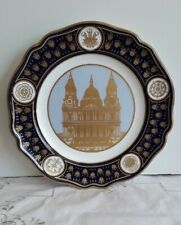 Beautiful Vintage Spode plate  ST PAULS ROYAL WEDDING PLATE PRINCE CHARLES...