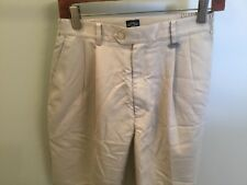Callaway Golf Apparel Nordstrom Women's Shorts Pleated Light Tan New 10 Ladies