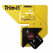 Milescraft 8401 Trim45 Interior Trim Measuring, Marking Carpentry Aid