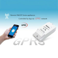 Outdoor Sonoff G1 WiFi Switch GPRS Remote Control Switch GSM Mobile Phone Remote