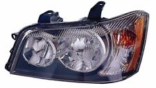 WINNEBAGO JOURNEY 2010 2011 2012 HEADLIGHTS HEAD LAMPS LIGHTS RV - LEFT