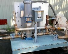 7.5HP Goulds Pump system SSV, Vertical Multistage Centrifugal Pump Stainless Ste