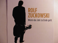 Rolf Zuckowski   Wenn das Jahr zu Ende geht  Promo Maxi - CD 2 Tracks 2012 rar!!