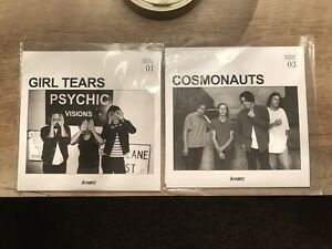 Altamont Records Skateboarding Girl Tears Cosmonauts Rare Krew Deathwish Baker