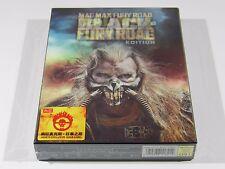 Mad Max Fury Road Black and Chrome Edition Blu-ray Steelbook HDzeta #91/500
