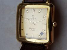 Zenith Elite 670 Limited Edition Orologio D'oro giallo