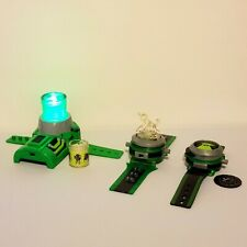 3 Ben 10 Toys-Vuescope Ultimatrix, Omnitirix Projector Alien Viewer, Alien Force