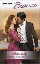 La noche en que nos conocimos: (The night we first met) (Harlequin Bianca) (Span