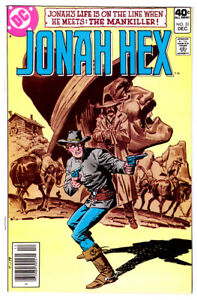 JONAH HEX #31 VF/NM- condition a 1979 DC western comic