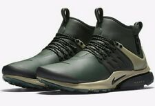 Mens Nike AIR PRESTO MID UTILITY Running Shoes -Grove Green-859524 300-Sz 11-New