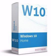 Microsoft Windows 10 Home 32/64 Bit MAR Vollversion Multilingual