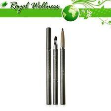 Productos de maquillaje en negro de lápiz para el rostro
