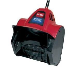Toro Power Shovel Electric Snow Thrower - 7.5 Amp, throws snow 20', new