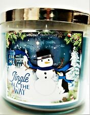 Bath Body Works JINGLE ALL THE WAY, 3-wick Candle, NEW
