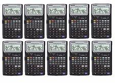 New CASIO Programmable Scientific Calculator FX-5800P x 10Pcs SET