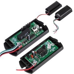 Laser Alarm System Infrared Single Beam Sensors Motion Detector For Home Safety