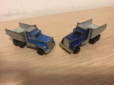 Lotto 2 Majorette N.297 Scala 1:100 Camion Mack Kipper