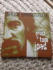 Bruce Springsteen The Ghost Of Tom Joad RARE Austrian Promo CD Single