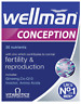 Vitabiotics Wellman Conception Fertility For Men 30 Tablet who TRYING FOR A BABY