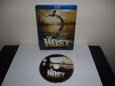 Blu Ray THE HOST, Steelbook, boitier en métal, VF, cinéma asiatique fantastique