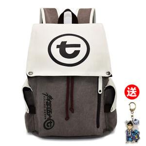 Anime Cosplay Scissor Seven Backpack Boys Girls Laptop Shoulder Bags Backpack