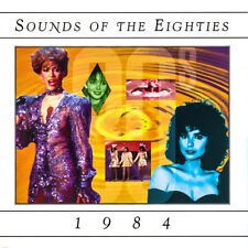 TIME LIFE - SOUNDS OF THE EIGHTIES 1984 (CD, 1994, Time Life)