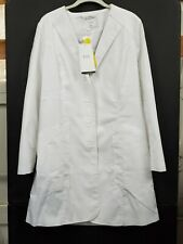 FIGS Scrub Aurora Lab Coat SIZE LARGE  New With Tags